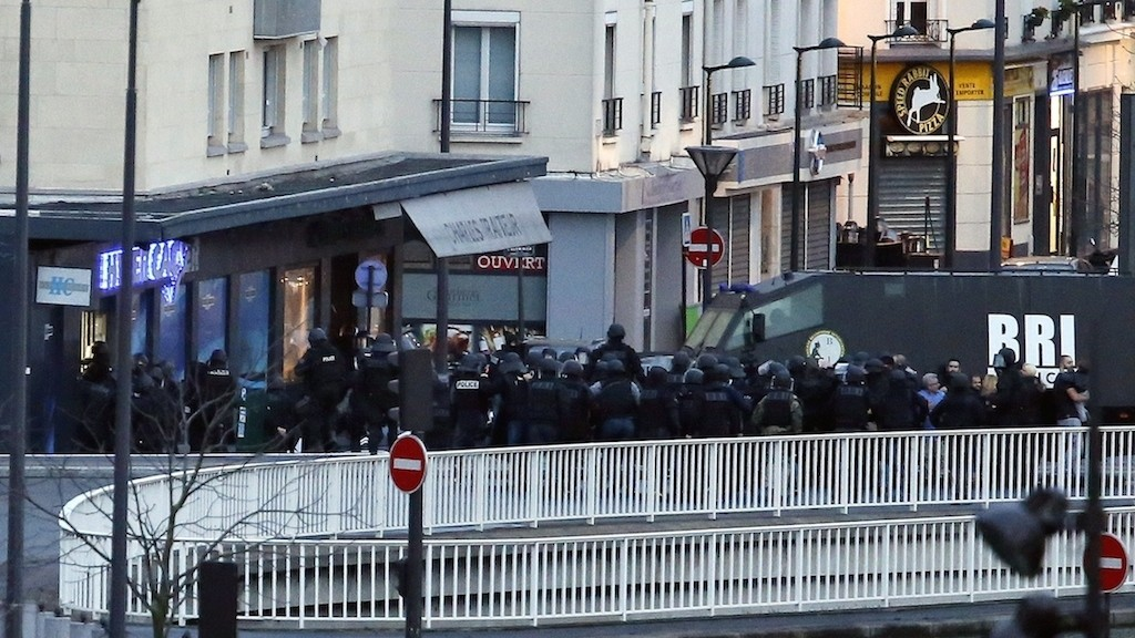 LIVE UPDATES: 'Charlie Hebdo' Suspects and Gunman in Paris Kosher Store Killed in Simultaneous Raids