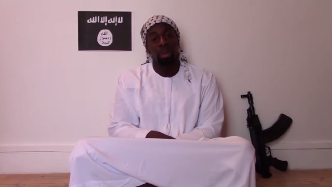 Video Claims to Show Gunman in Paris Terror Attack Pledging Allegiance to the Islamic State