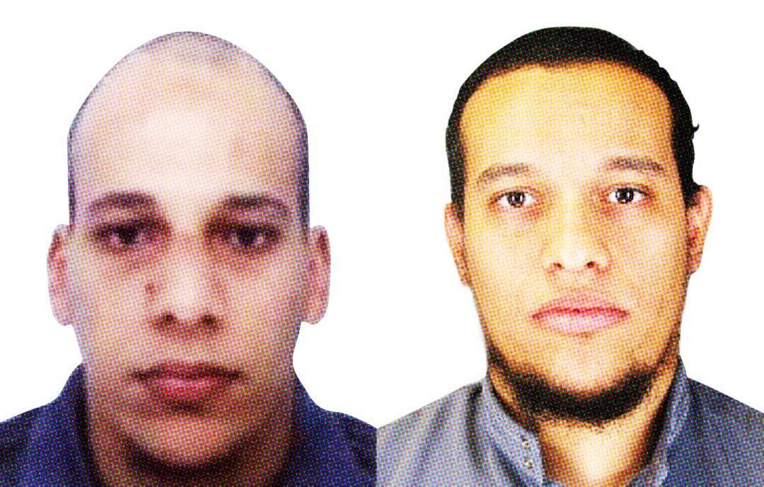Muslims Who Massacred 12 #CharlieHebdo identified #Kouachi ...