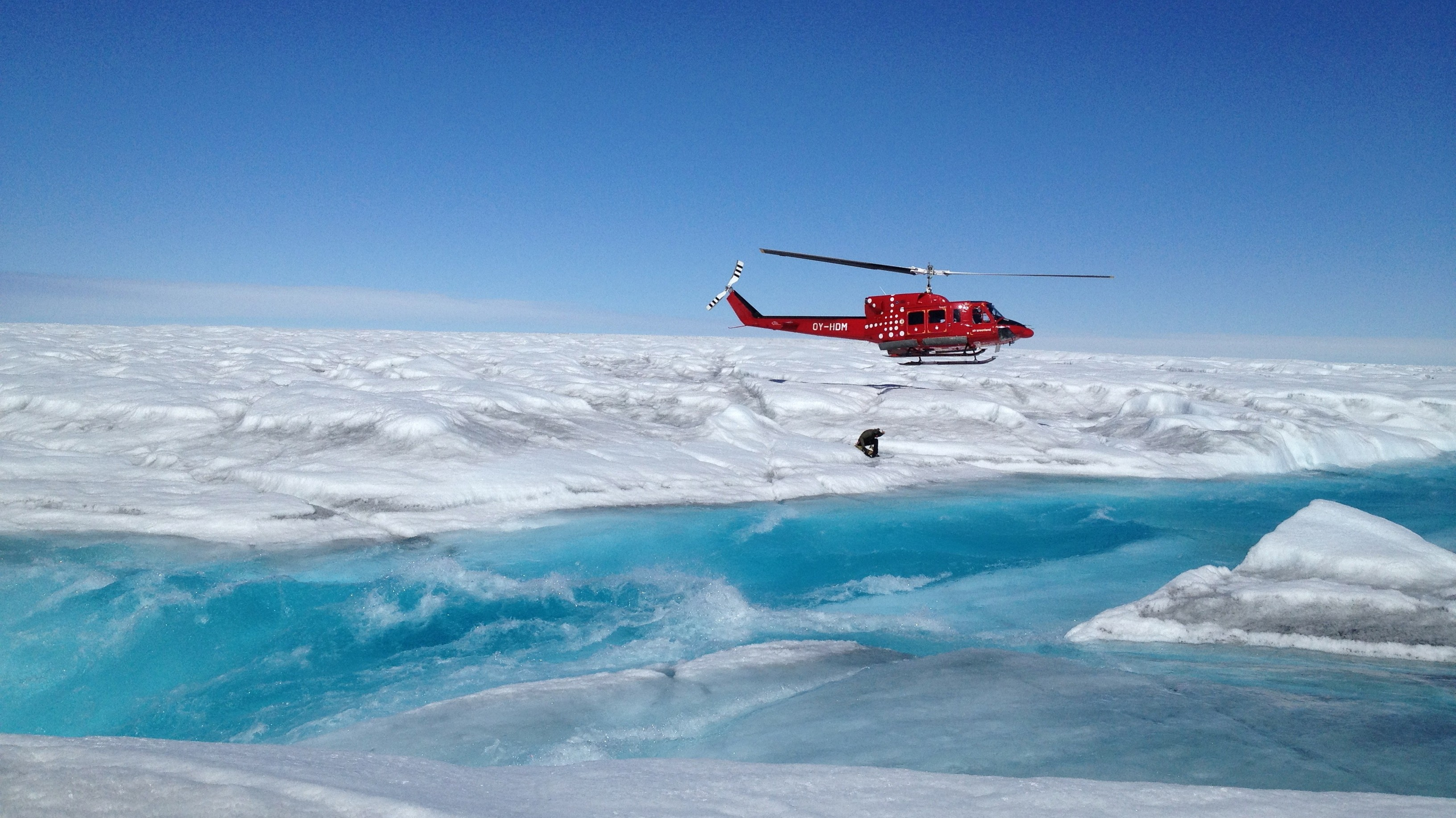 Video: Here's How Greenland's Melting Ice Sheet Is Contributing to Rising Sea Levels