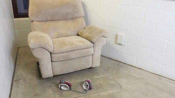 Guantanamo Prisoners Get to Play Video Games in a Recliner — While Being Force-Fed