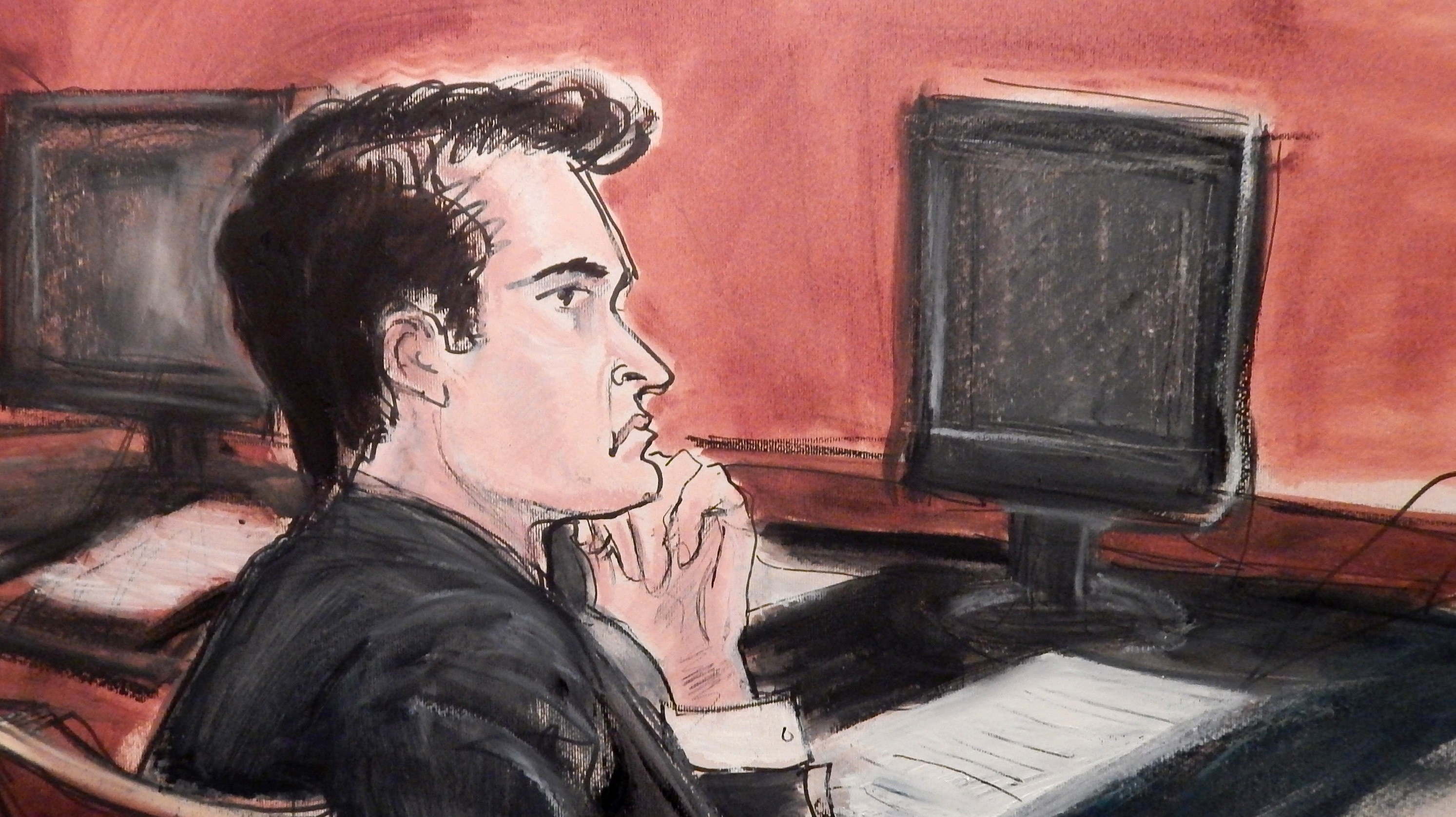Ross Ulbricht Admits to Founding Silk Road — but Claims He's Not 'Dread Pirate Roberts'