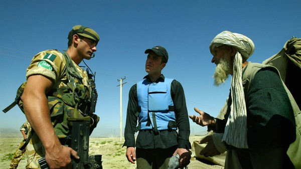 The Afghan Interpreters Facing Taliban Death Threats Are Taking Britain to Court