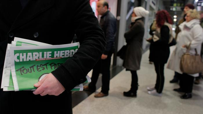 Governments Around the World are Cracking Down on the Latest Charlie Hebdo Cover