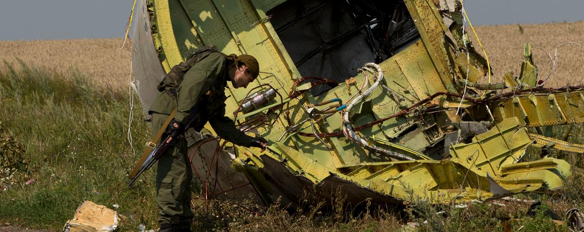 New Report Offers More Evidence Separatists Used a Russian Missile to Shoot Down MH17