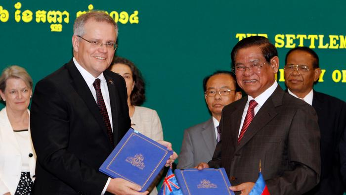 Asylum Seekers in Australia Could Soon Be Headed to Cambodia