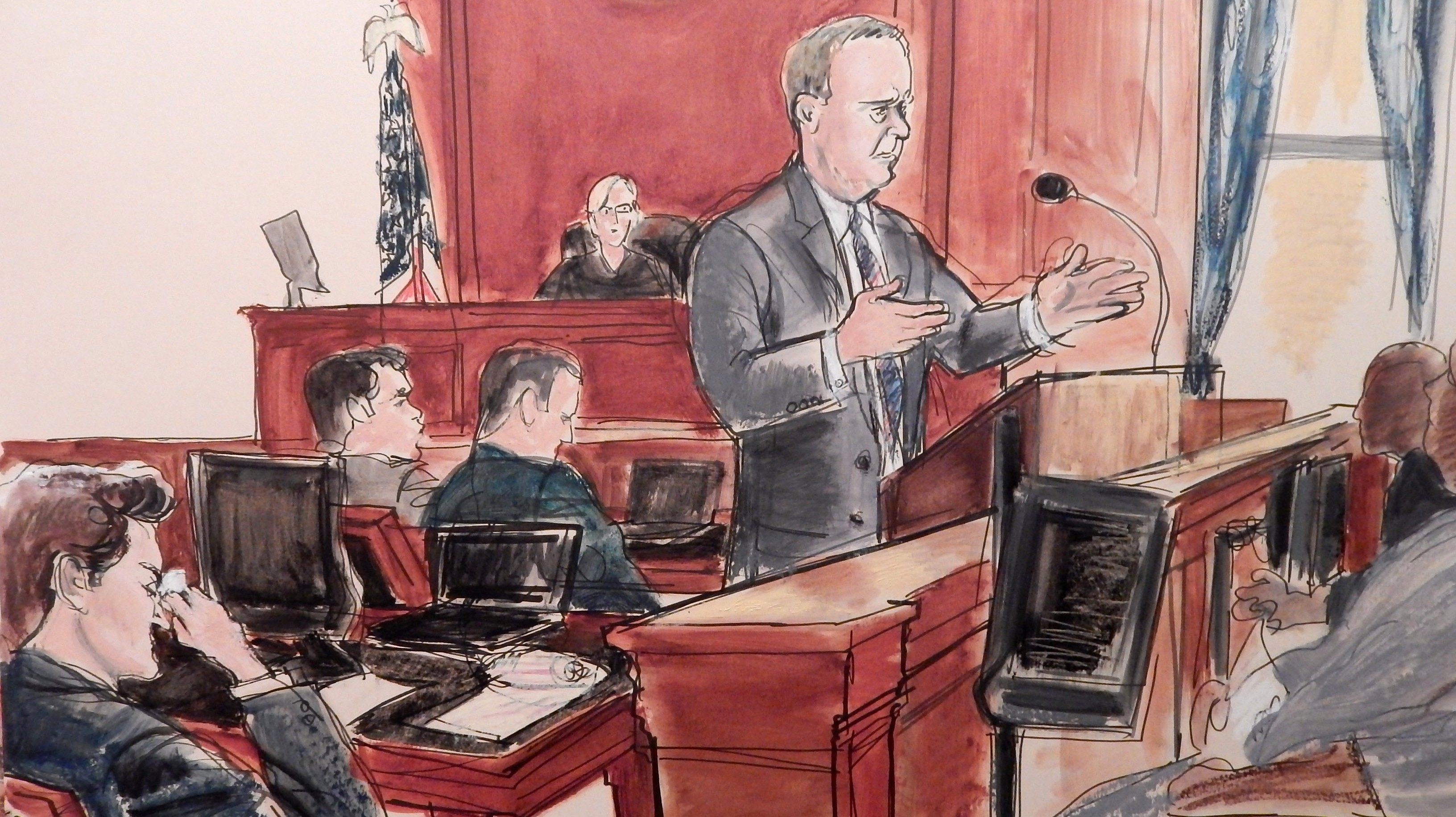 Ross Ulbricht's Defense Suffers Setback After Judge's Ruling in Silk Road Trial