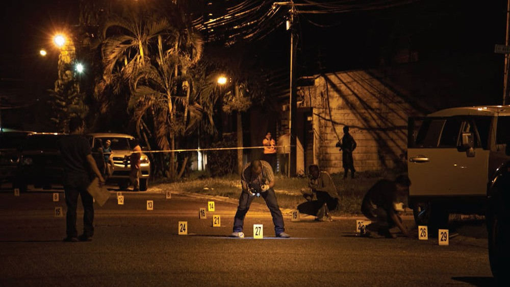 Nearly All of the World's 50 Most Violent Cities Were in Latin America in 2014