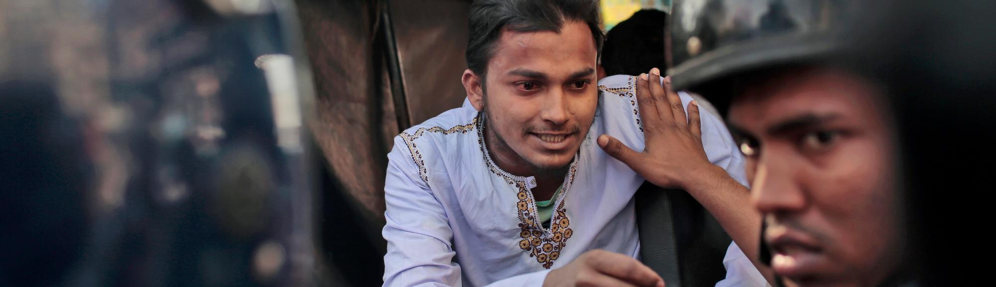 'Shoot Arsonists on Sight': Political Crisis in Bangladesh Leads to Violence and 7,500 Arrests