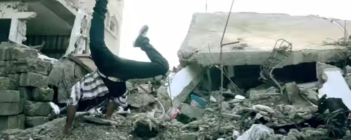 Dancing in the Rubble: Breakdancers Offer Hope as Gaza Struggles to Rebuild