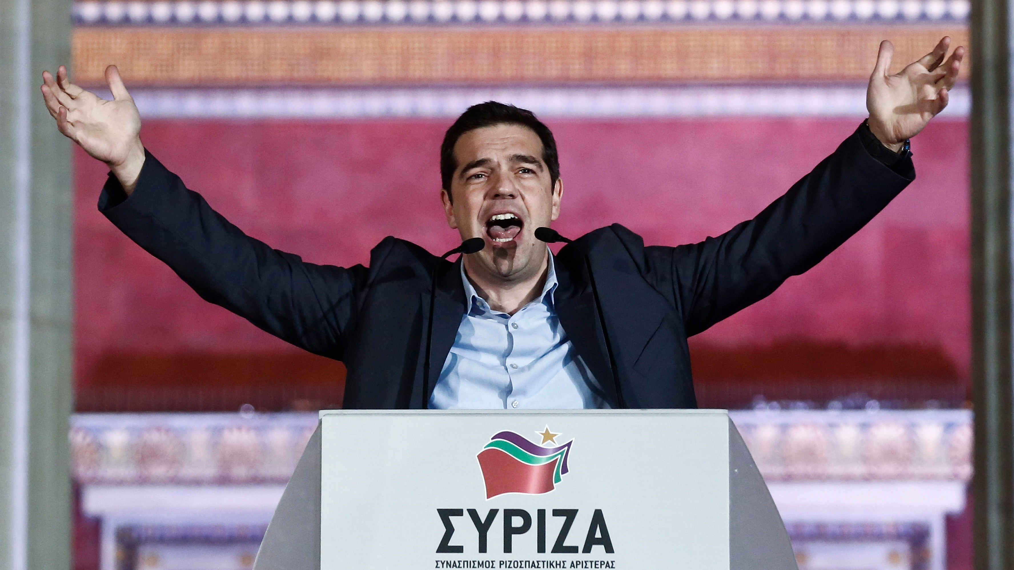 How Greece Could Change the Future of Europe