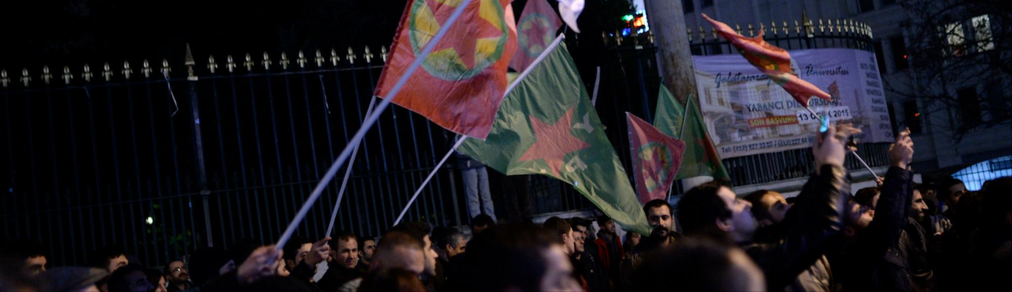 Kurds Celebrate Liberation of Kobane as Islamic State Calls for New Paris-Style Attacks