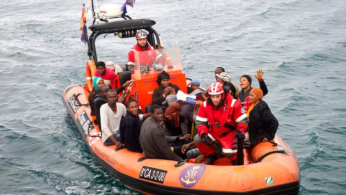Six Dead After Migrant Boat Sinks Off Moroccan Coast