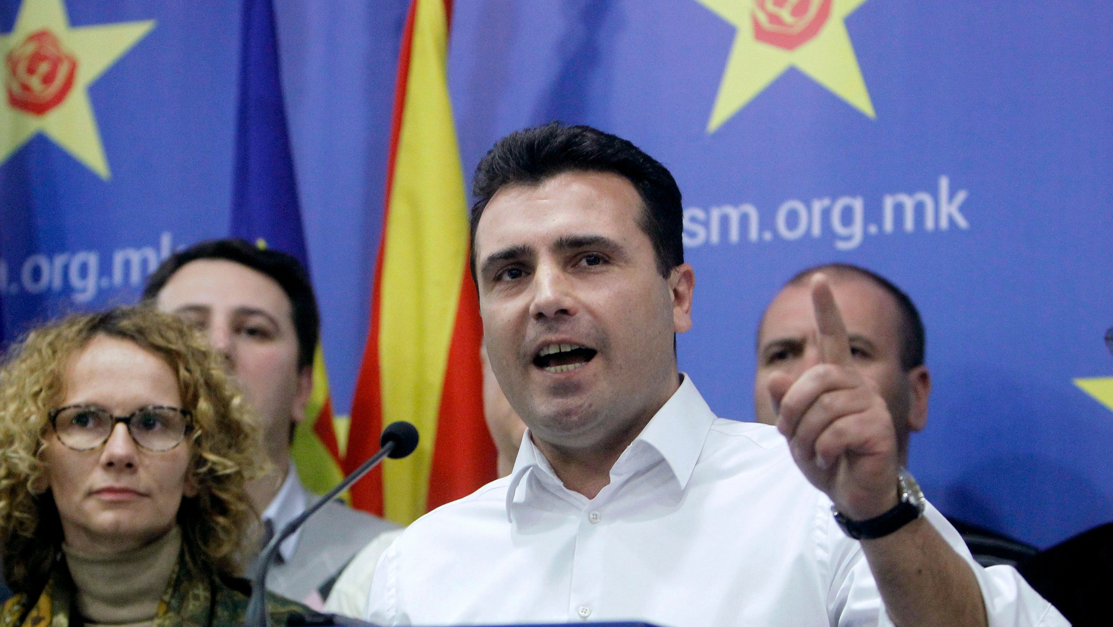 Macedonia Cracks Down on Opposition Amid Coup Allegations and Leaked Videos