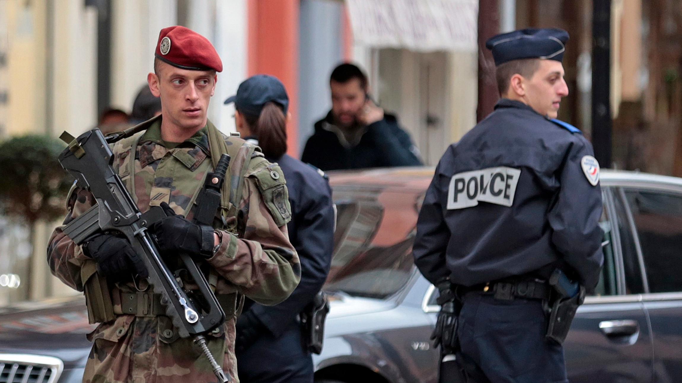 French Police Investigating Knife Attack Suspect's Attempted Trip to Turkey