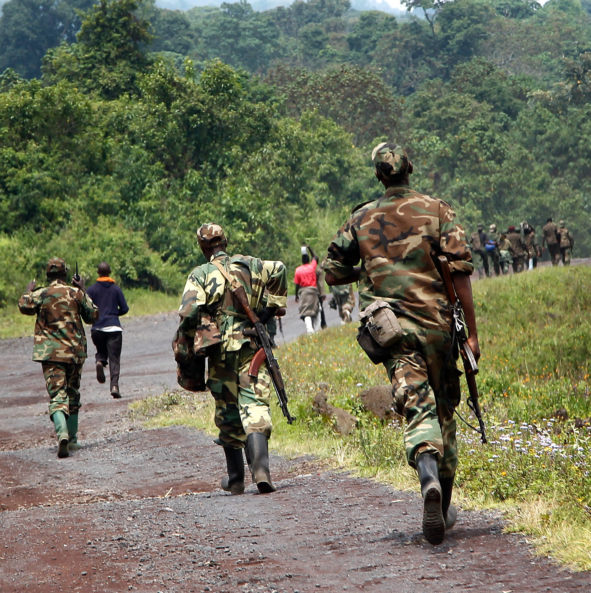 crisis in congo during the fight The democratic republic of congo reacted angrily to botswana's claim that  president  joseph kabila, center, in kinshasa on april 5, 2017.