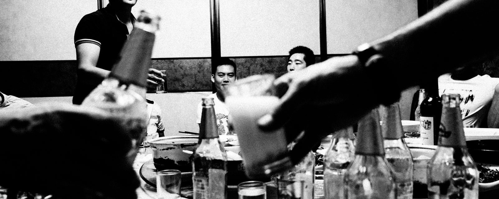 Booze, Sex, and the Dark Art of Dealmaking in China