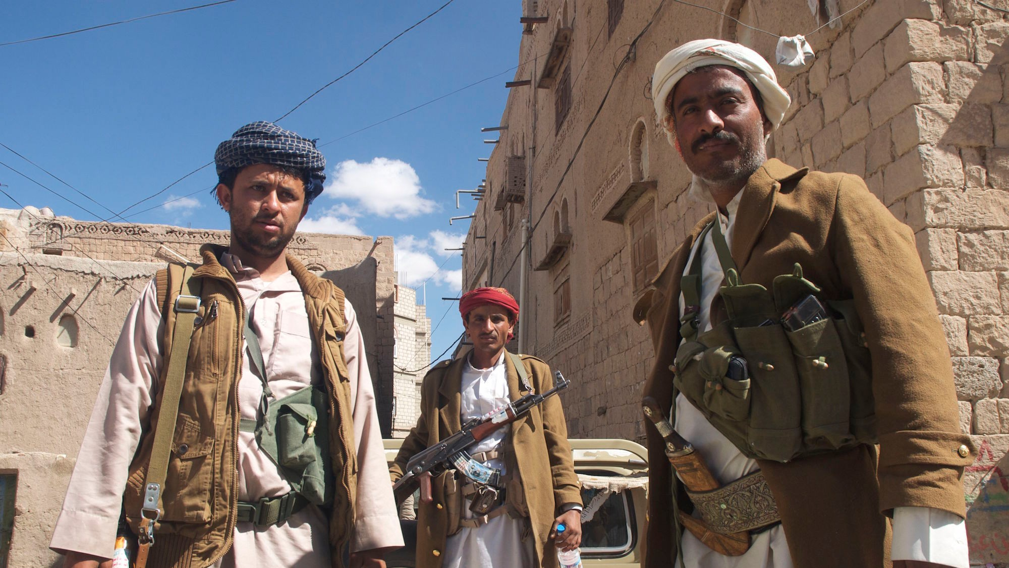 Greed, Brutality, and an Unraveling Coup in Yemen