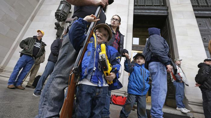 Unsafe Access to Guns a Leading Cause of Death Among Children and Teens