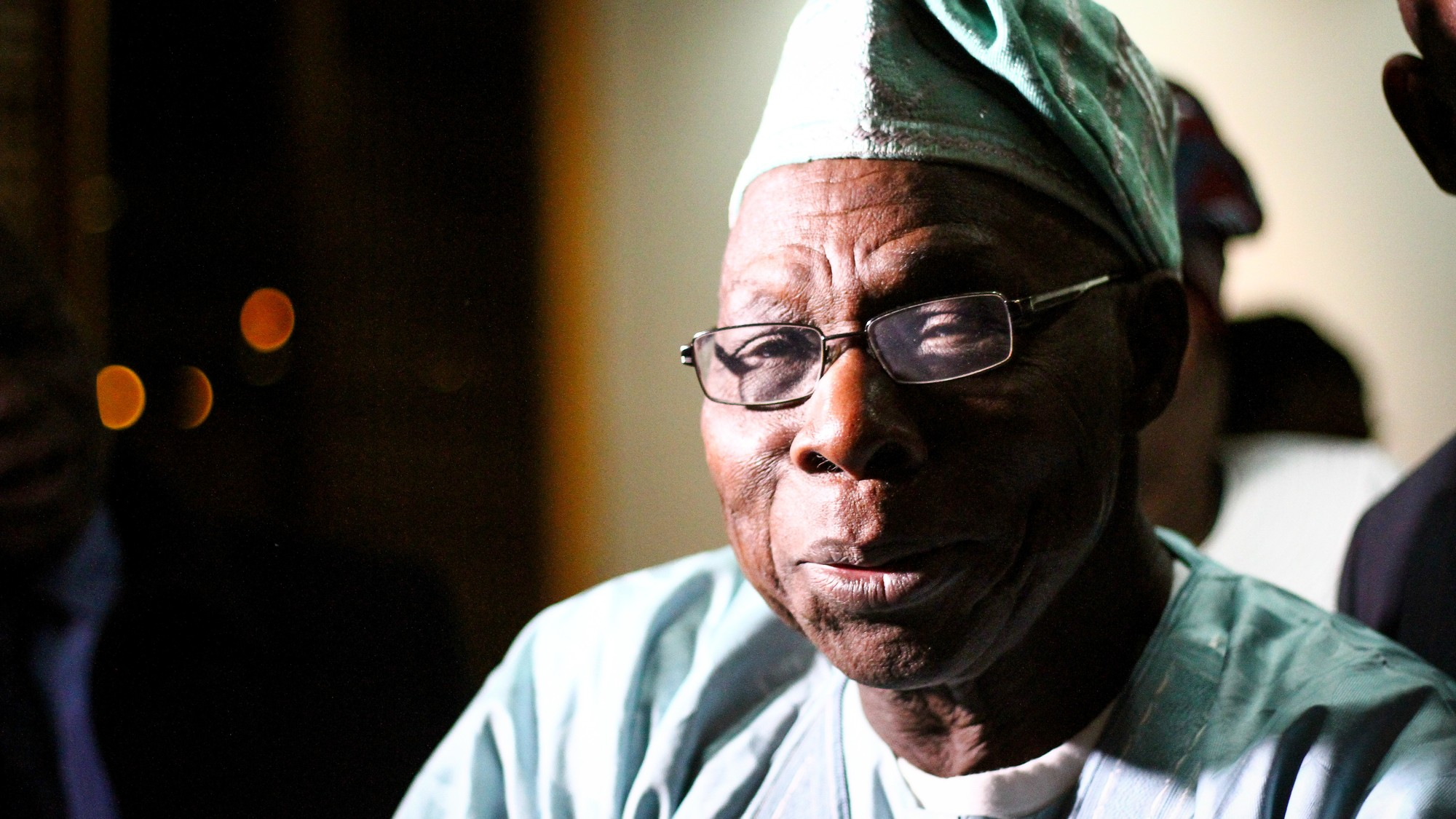 Nigeria's Two-Time Leader Backs Ex-Military Ruler as the