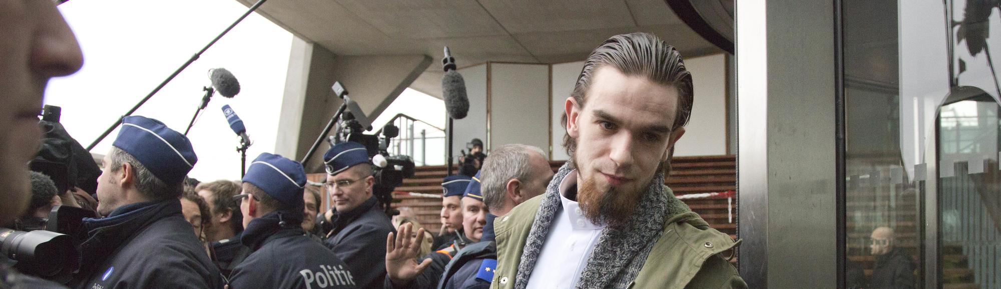 'Sharia4Belgium' Leader and Dozens of Other Militants Are Sentenced to Jail Time