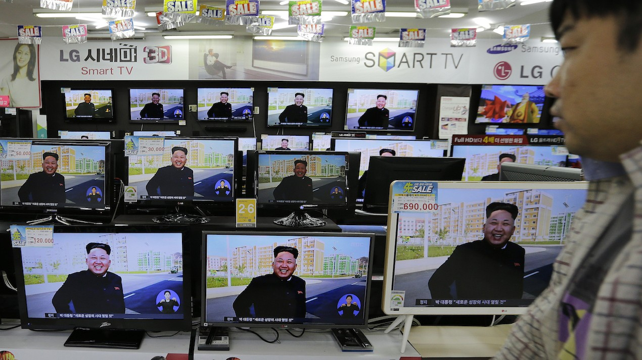 North Korea Trumpets 'Socialist Fairyland' with 300 Directives to the Masses
