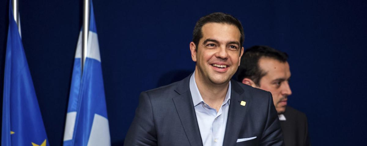 A Wind of Change in Europe? Greece Takes Anti-Austerity Fight to Brussels, but Deal Remains Elusive