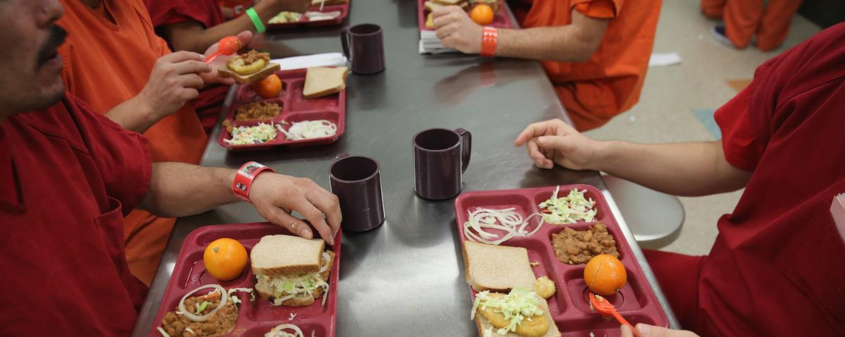 Despite Allegations of Starvation, Sex, and Maggots, Ohio Wants to Renew Private Prison Food Contract