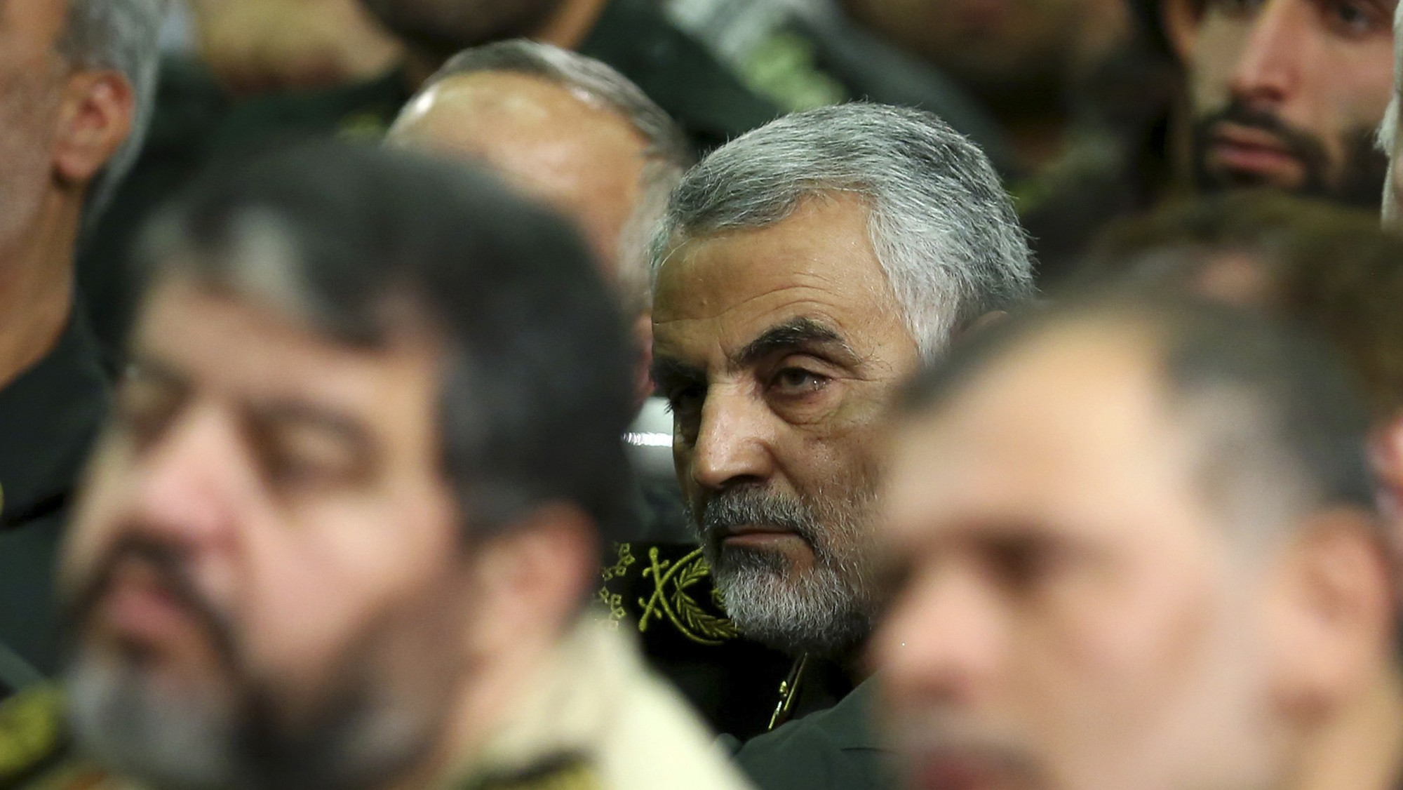 The Shady Past of the Iranian General Leading the Fight Against the Islamic State