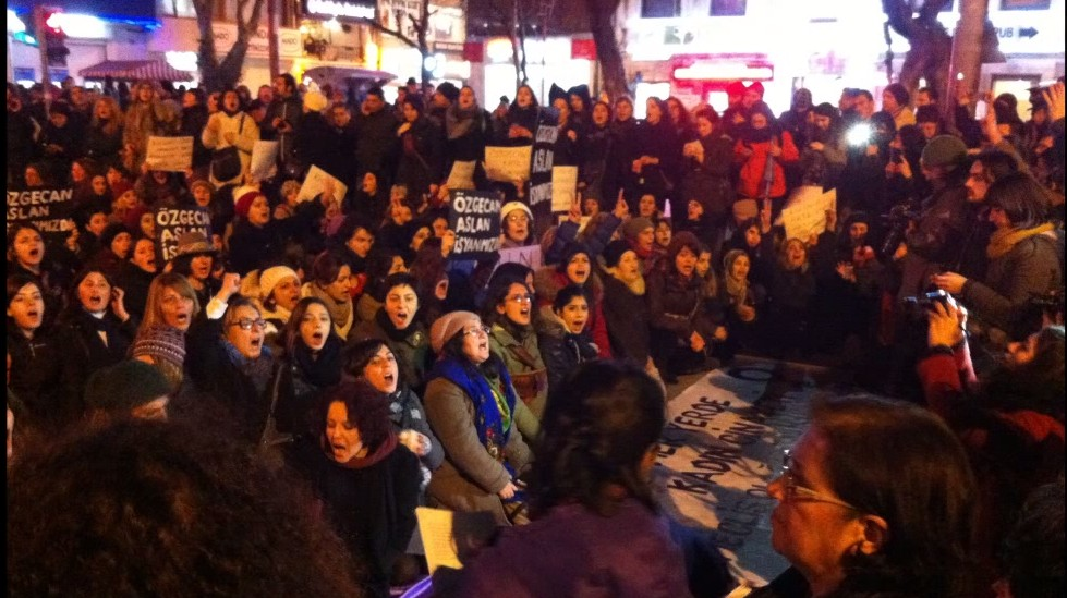 Protests Across Turkey Denounce Violence Against Women After Student's Brutal Murder