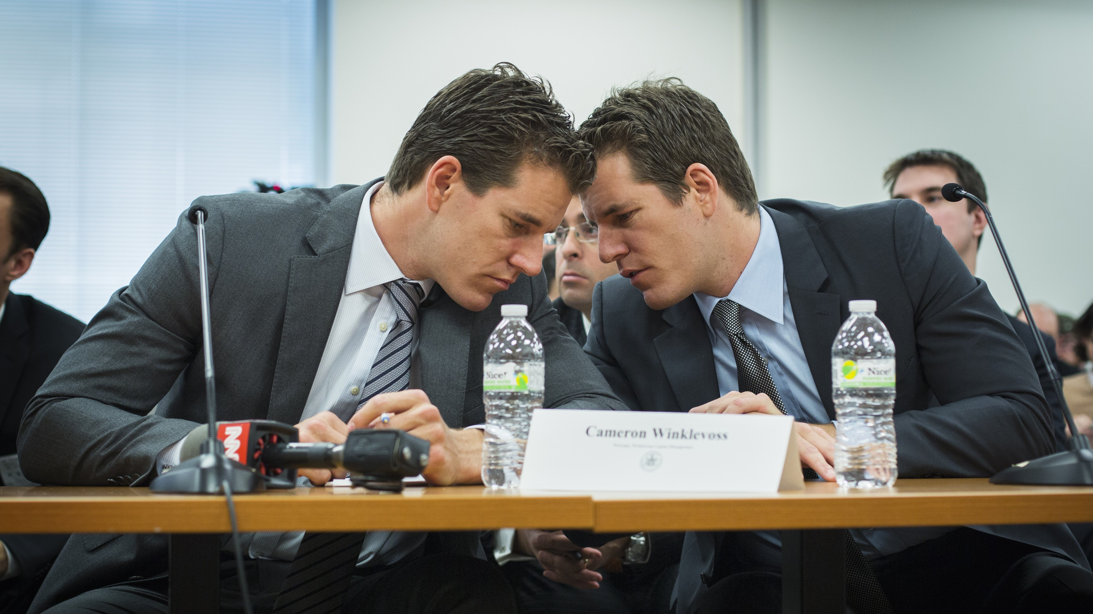A Nasdaq for Bitcoin: VICE News Interviews the Winklevoss Twins About the Future of Cryptocurrency