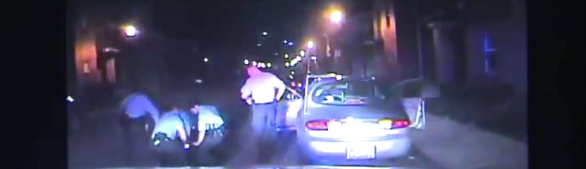 Dashcam Records Cop Turning Camera Off While Officers Allegedly Beat and Tase Teen