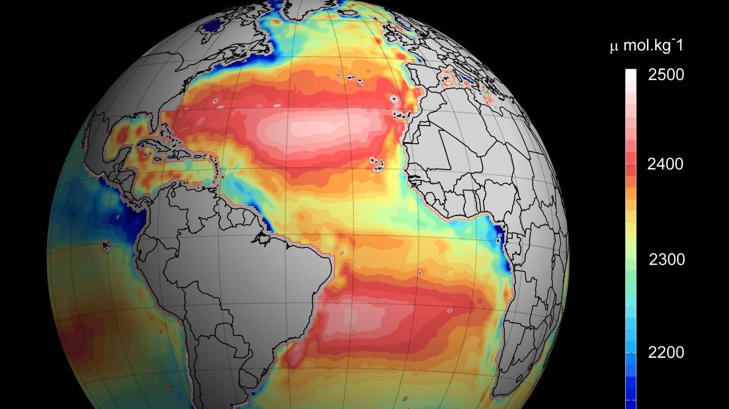 Here's What Burning Fossil Fuels Is Doing to the World's Oceans