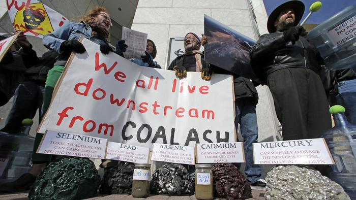 Green Groups Say Another Coal Ash Spill Remains Likely, One Year After North Carolina Accident