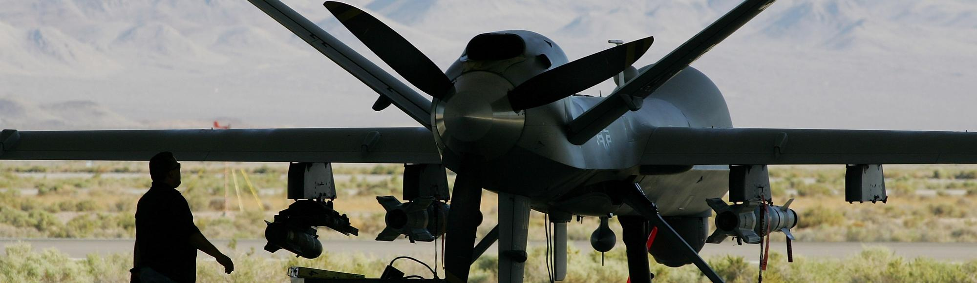 The US Has Issued New Rules For the Foreign Sale of Military Drones