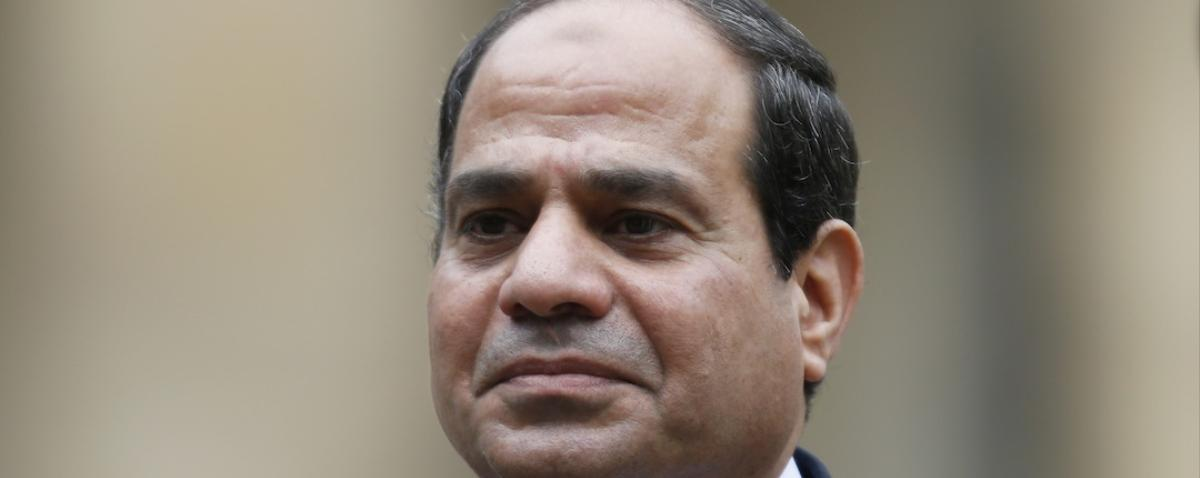 Egypt Calls for Pan-Arab Military Force to Tackle Terrorist Groups