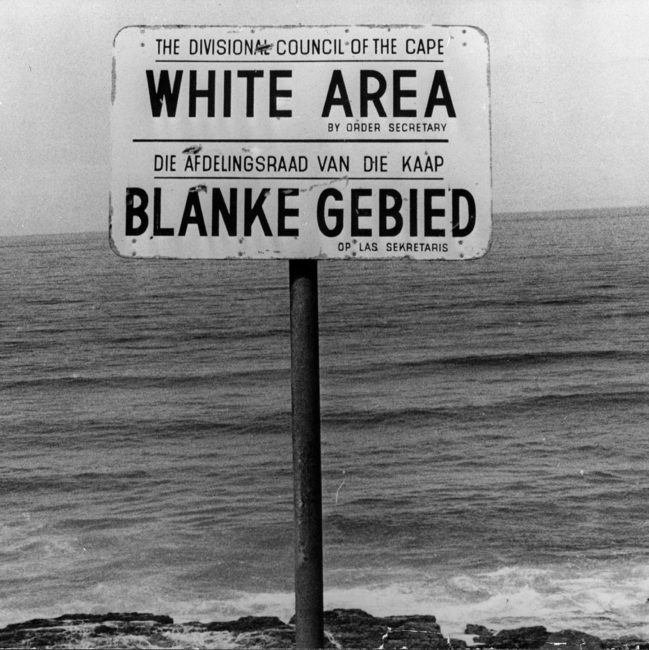essay on apartheid in south africa South africa: from township to town after apartheid, spacial segregation remains.