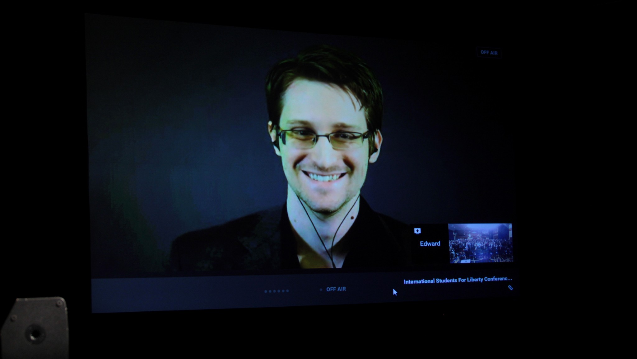 Official Reports on the Damage Caused by Edward Snowden's Leaks Are Totally Redacted