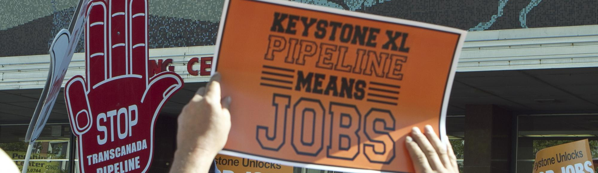 Some Unions Think Supporting Keystone XL Was A Mistake
