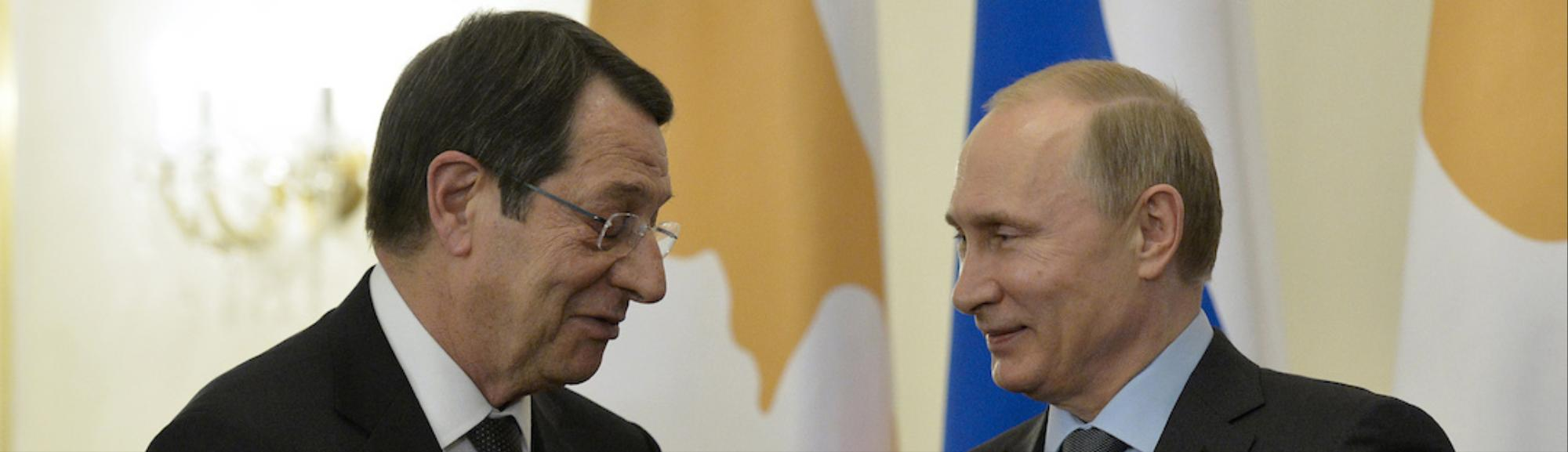 Cyprus Signs Military Deal to Let Russian Navy Use Its Ports