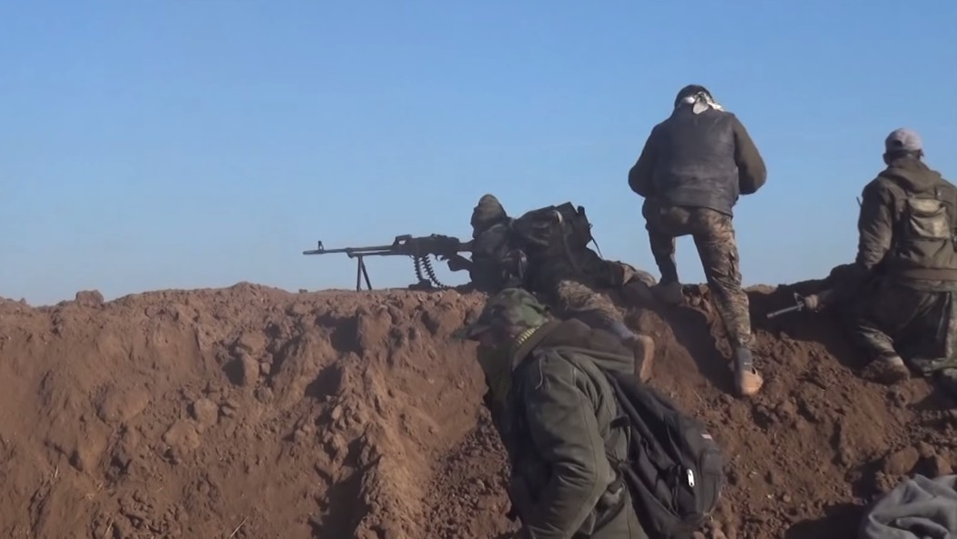 Kurdish Fighters Recapture Strategic Syrian Town From the Islamic State