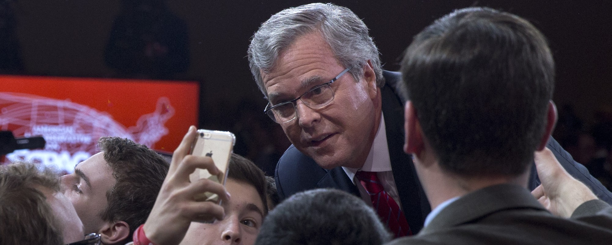Republican Presidential Hopefuls Bash Bush and Roast Hillary at CPAC