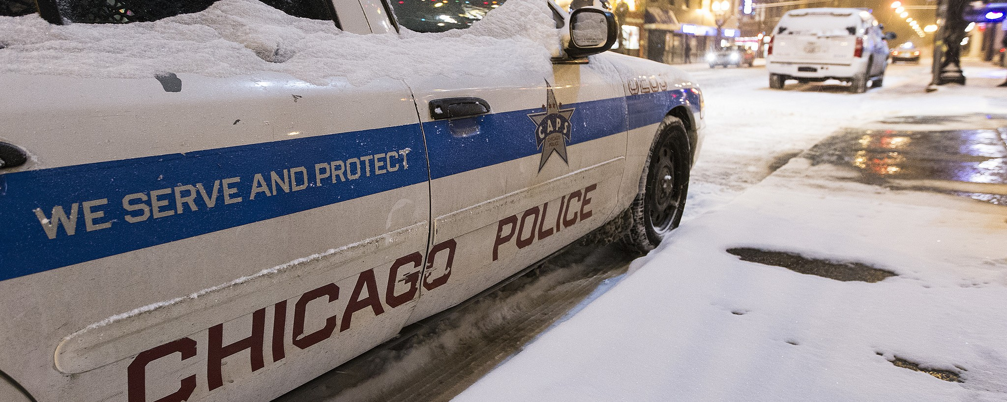 Protesters Denounce Detainment and Abuse at Alleged Chicago Police 'Black Site'