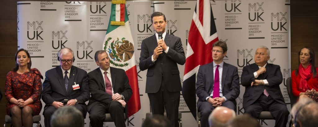 Human Rights Crisis Threatens to Overshadow Mexican President Peña Nieto's Visit to UK