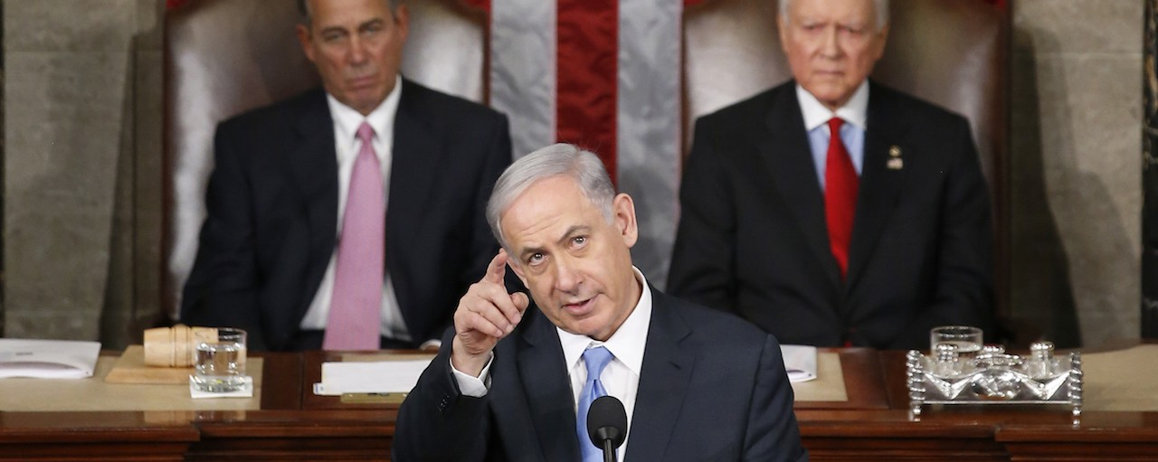 Netanyahu Warns US Deal with Iran Would Turn Middle East into 'Nuclear Tinderbox'