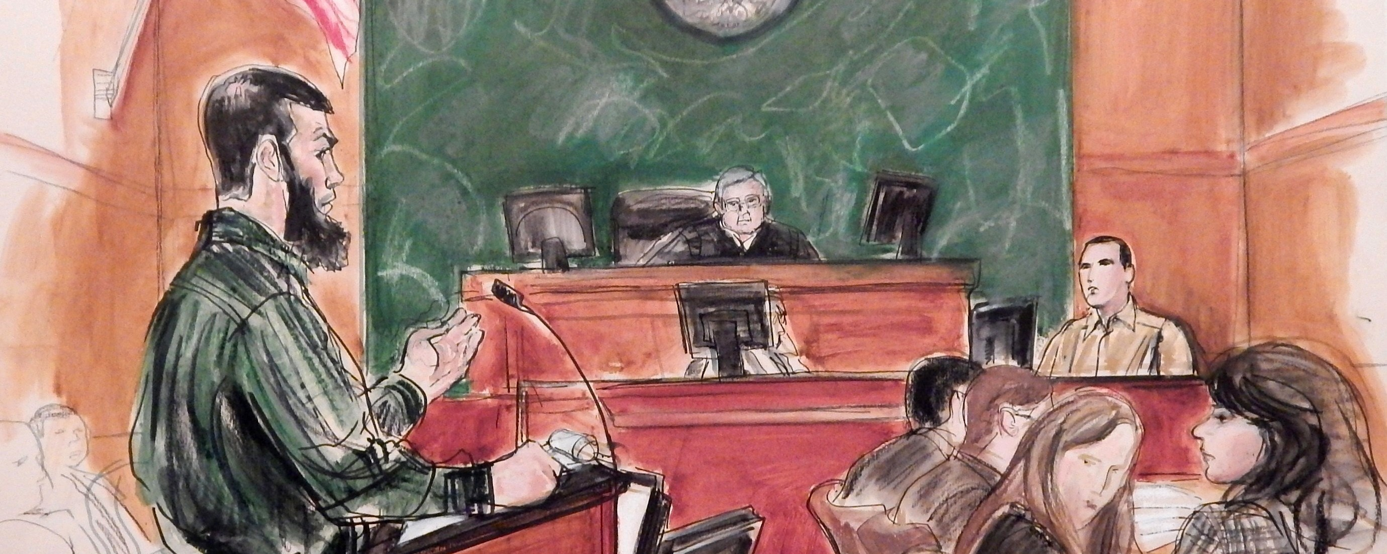 Accused Terrorist Tells Jury He Was 'Chasing Women On the Internet' — Not Planning an Attack