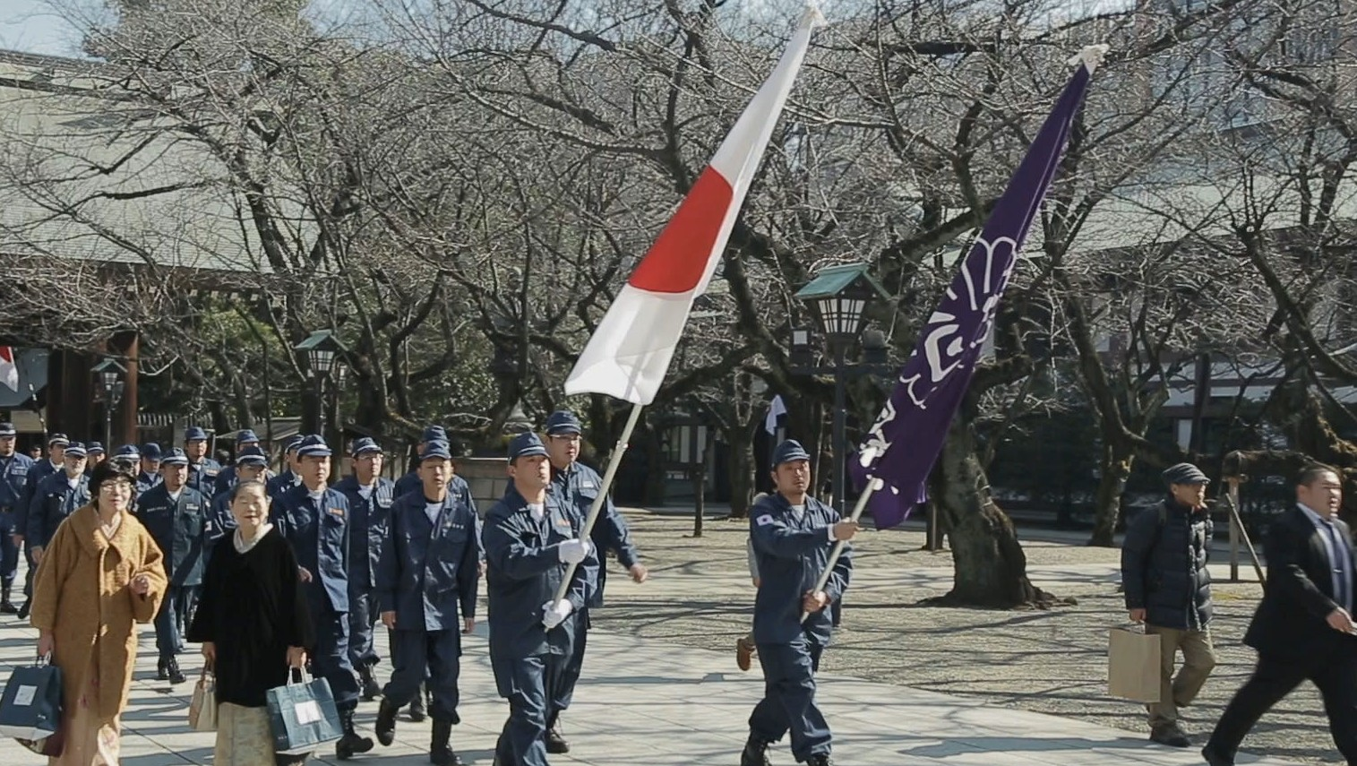 Islamic State Killings Pit Japan's Right Against Left in Battle Over Pacifist Constitution