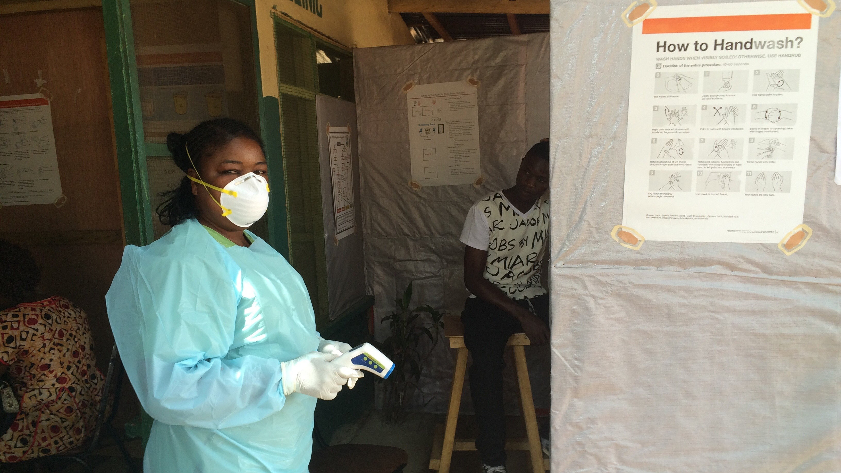 'We Can't Be Complacent and Think Everything Is Over': The War Against Ebola Is at a Critical Hour