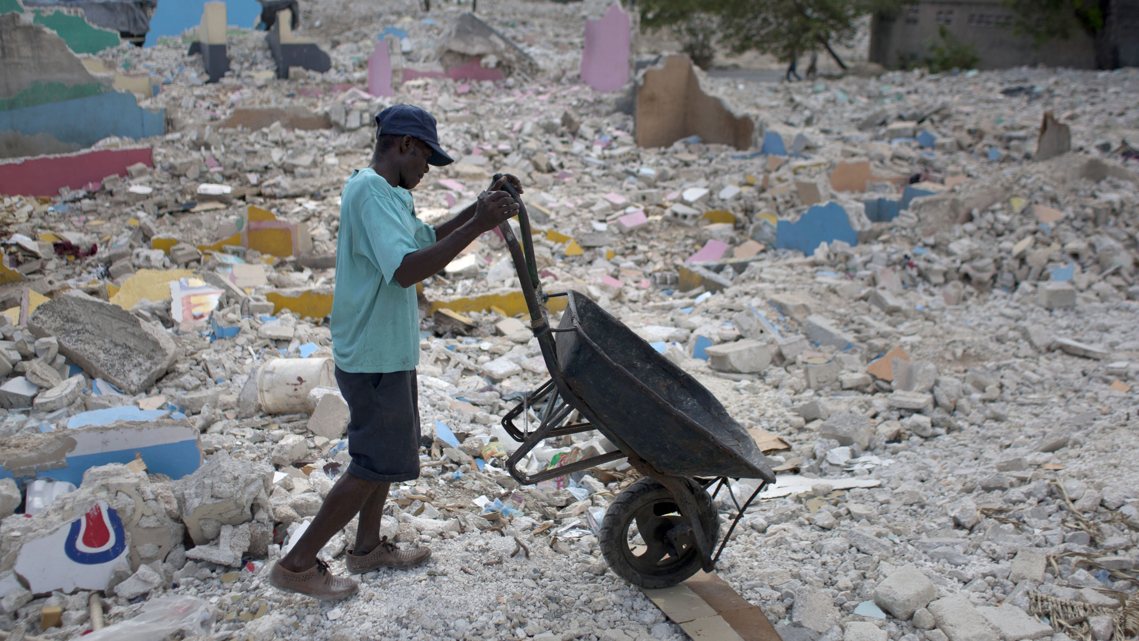 How the US Plan to Build Houses for Displaced Haitians Became an Epic Boondoggle