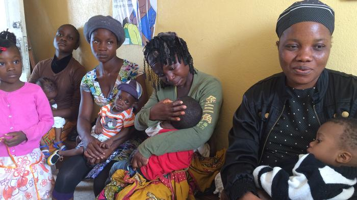 Ebola's Youngest Victims: Liberian Children Face New Health Challenges As Outbreak Subsides